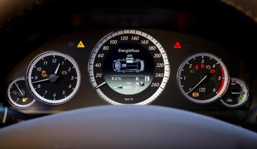 скрутить пробег Mercedes-Benz-E 300